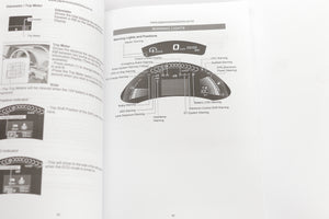 Nissan LEAF Owners manual AZE0 2011 - Nov 2015