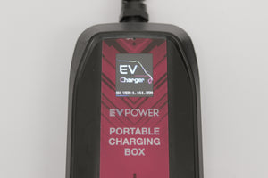 Portable Type 2 16A Electric Vehicle Charging cable (EVSE)