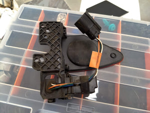 1061929-96-B - Charge port door - 2016 Tesla S 75