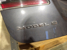 Load image into Gallery viewer, Bootlid Complete - 2016 Tesla S 75