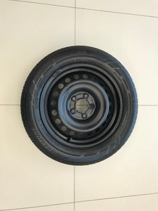 Nissan Leaf full size spare wheel