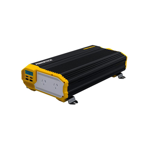 12v Inverter to 1100W 240v DC to AC that can be connected to a Nissan LEAFs 12v battery
