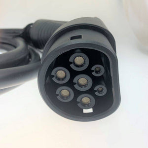 Type 2 to Type 2 EV Charging cable - 22kW 32A 3 Phase