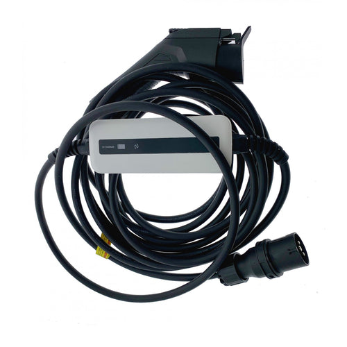 Portable Type 1 16A Electric Vehicle Charging cable (EVSE)