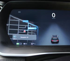 MCU Navigation & Radio localisation upgrade for JDM Tesla S