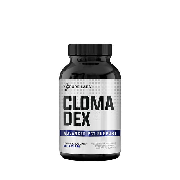 Pure Labs - Clomadex