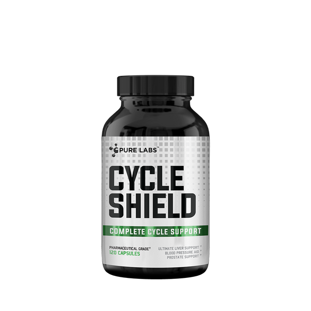 Cycle Shield 120 Capsules