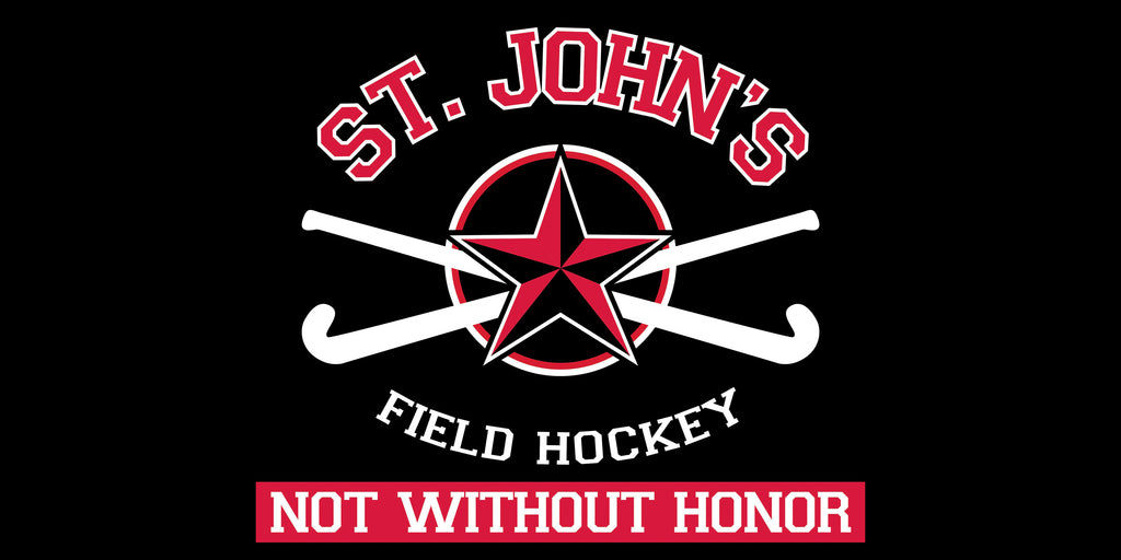 St. John's Field Hockey Banner