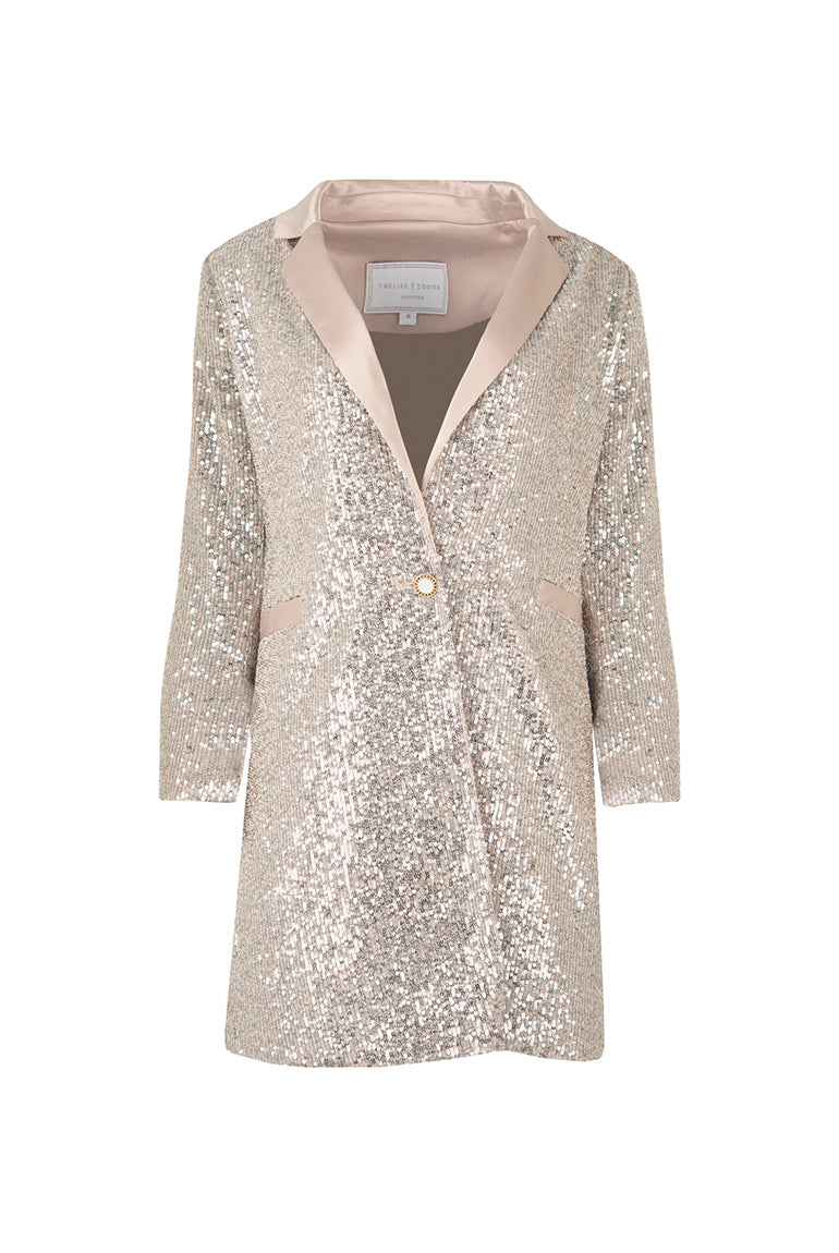 Made You Look Sequin Blazer