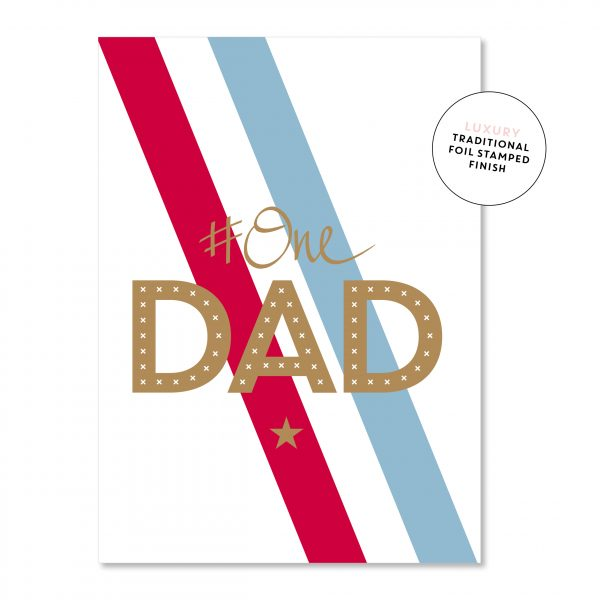 #One Dad Card