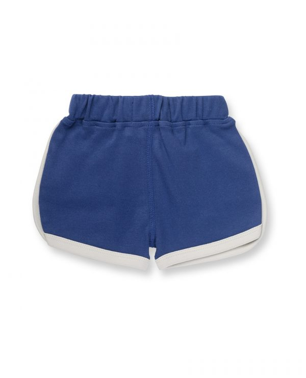 Baby Jogger Shorts - Royal