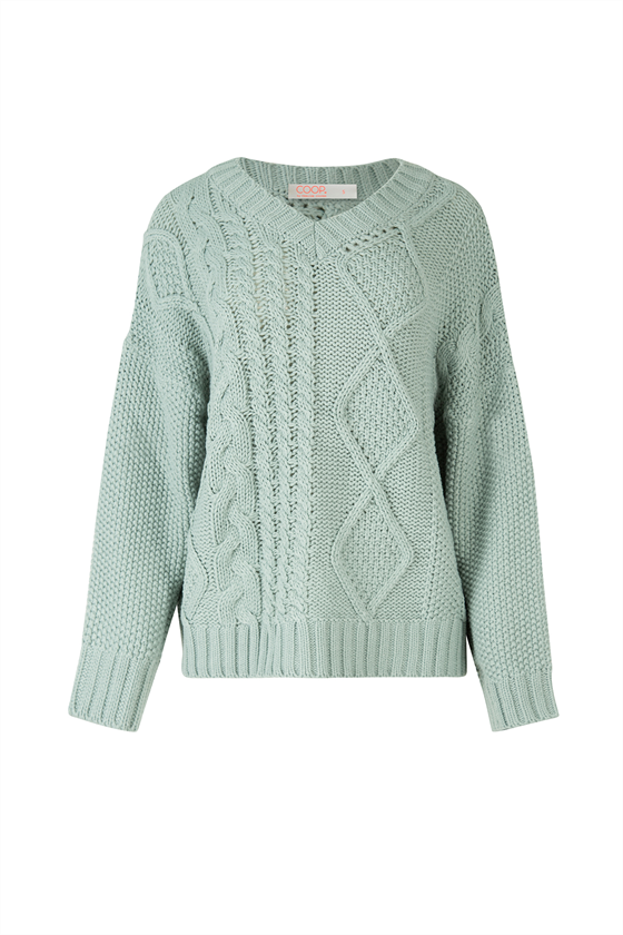 SHAKE KNIT UP Jumper