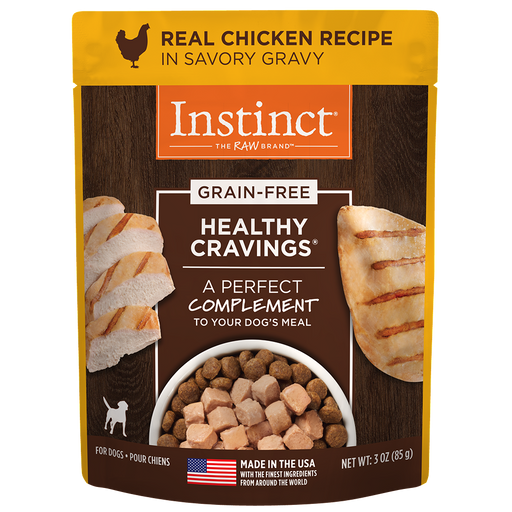 Sobre Healthy Cravings de Pollo Instinct