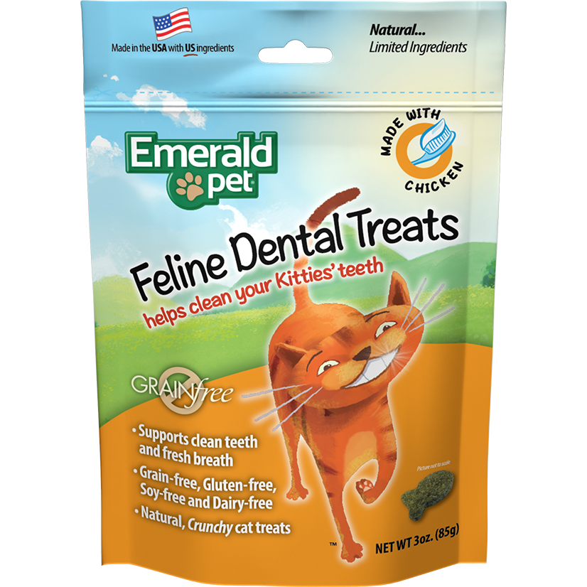 Dental Treats Pollo Emerald Pet