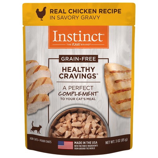 instinct healthy cravings gato pollo