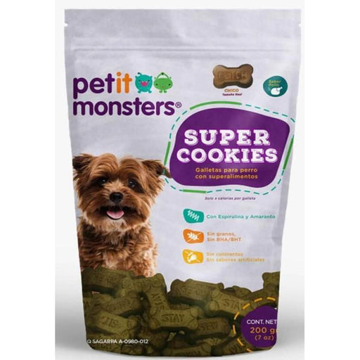 Super Cookies Small Breed