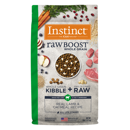Instinct Raw Boost Whole Grain