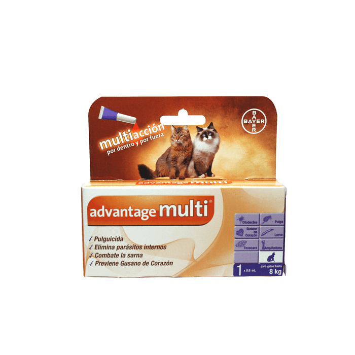 Advantage Multi Gato Bayer