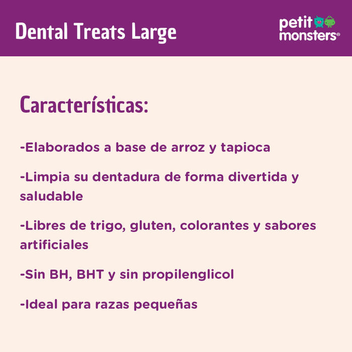 Super Dental Treats Razas Grandes