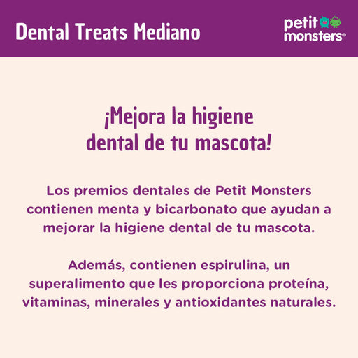 Super Dental Treats Razas Medianas