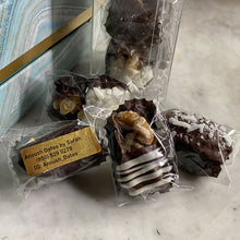 Handmade Chocolate-Dipped Dates by Sarah