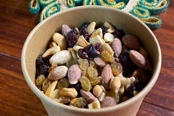 Coconut Almond Nut Mix from Family Orchards