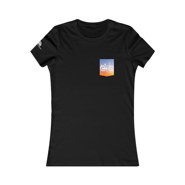 Women's RTS Faux Pocket Tee