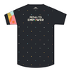 Pedal to Empower Rapha Technical Tee - Men's