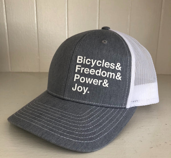 Pedal to Empower Exclusive Hat
