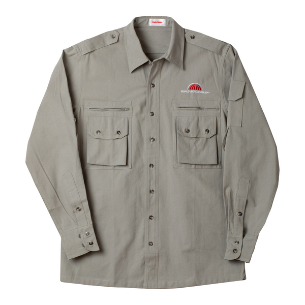 WBR Safari Shirt