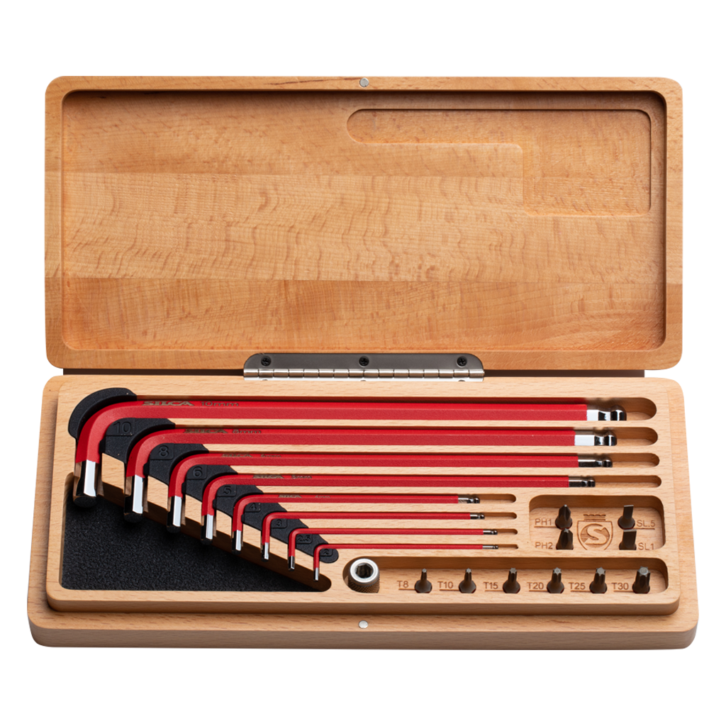 SILCA HX-One Hex Key Kit