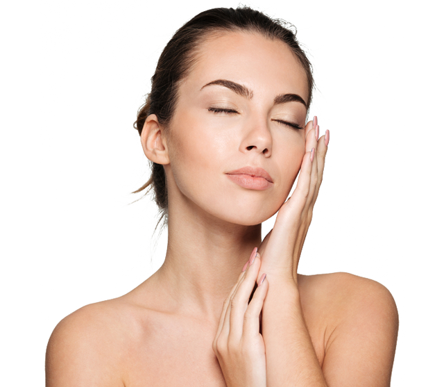 Moisturizing skin with targeted treatments, help fend off dryness and retain moisture levels in skin.