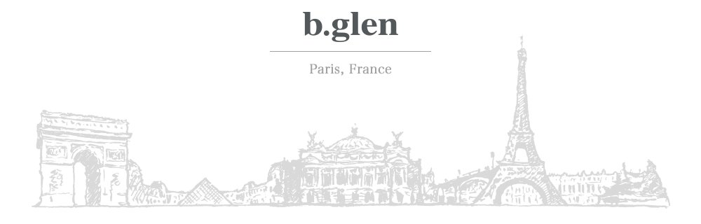 b.glen Paris, France