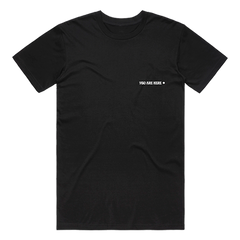 Sadness Is A Blessing Black Tee