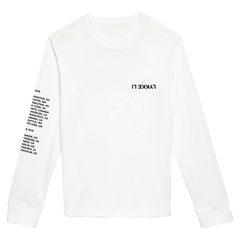You and Me Tour Longsleeve
