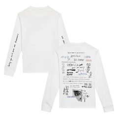 Lyrics Longsleeve
