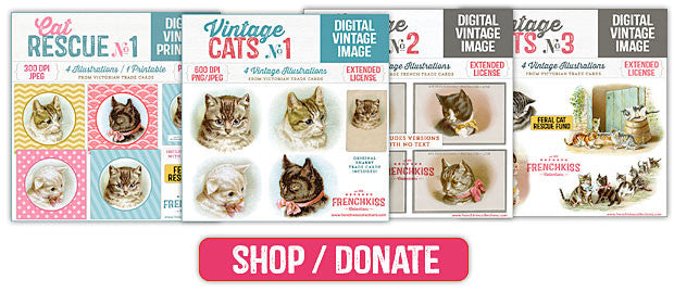 Shop for animal rescue fund graphics or donate.