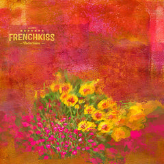 Floral Impression design by Leslie Nicole using a French Kiss Collections texture.