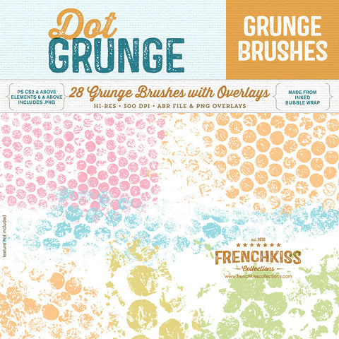 Dot Grunge Brushes