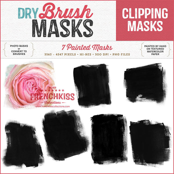 Dry Brush Masks