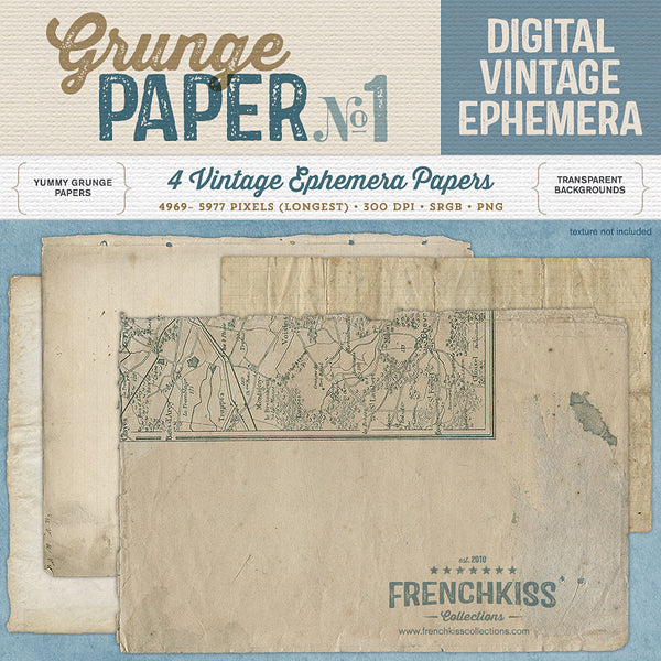 Grunge Papers No.1