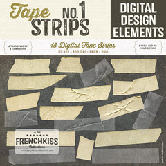 Digital Tape Strips