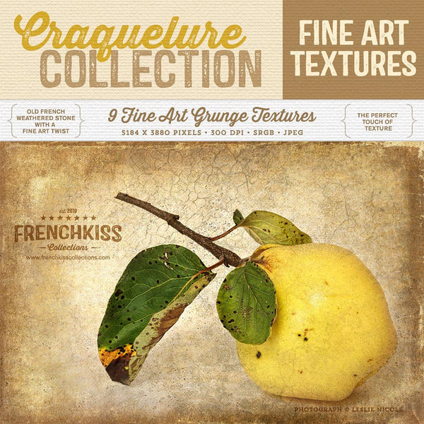 Craquelure fine art texture collection. Commercial license.