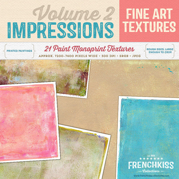 Paint Impressions V. 1–3 Bundle