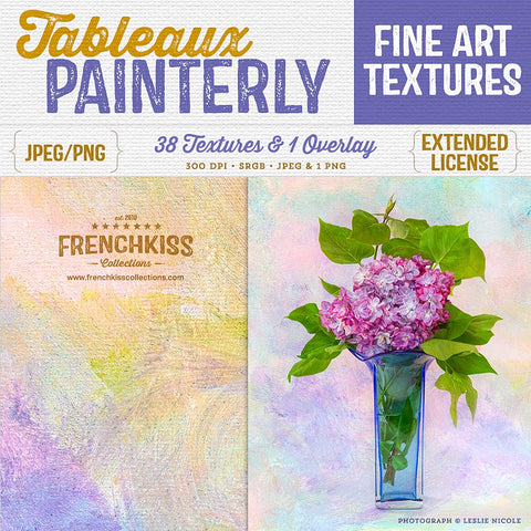Tableaux painterly fine art texture collection. Commercial license.