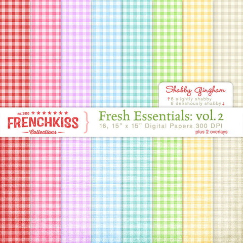 Fresh Essentials V.2 Gingham