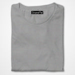 Men's Plain T-shirts | Grey