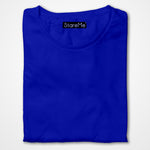 Men's Plain T-shirts | Royal Blue