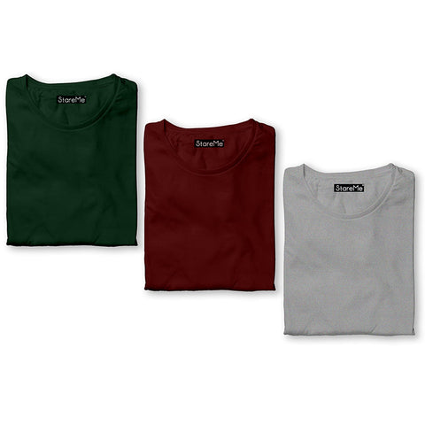 bottle green tshirt