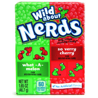 American Retro Cherry And Watermelon Nerds